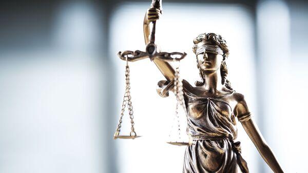 Статуя богини правосудия Фемиды с весами - Sputnik Аҧсны