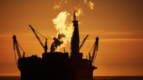 Нефтяная платформа - Sputnik Абхазия