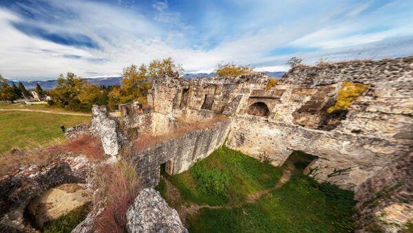 Замок Чачба - Sputnik Абхазия