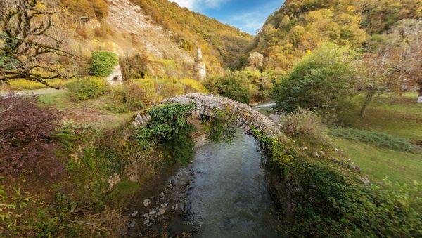 Беслетский мост - Sputnik Абхазия