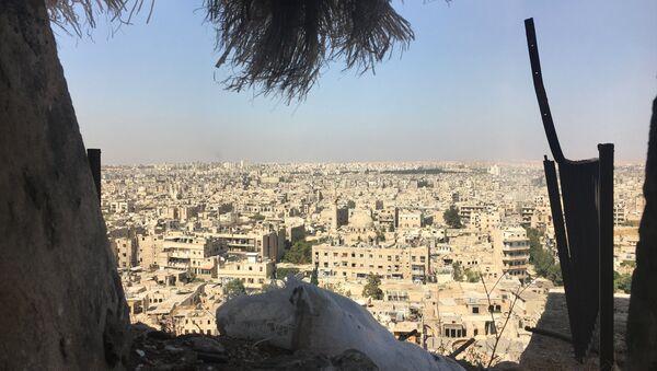 Архивное фото восточных кварталов Алеппо - Sputnik Абхазия