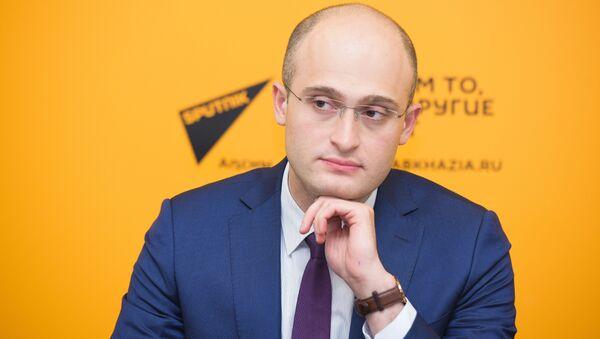 Ираклий Хинтба - Sputnik Абхазия