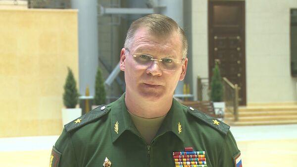 Конашенков назвал виновных в обстреле российского госпиталя в Алеппо - Sputnik Абхазия