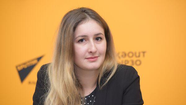 Главный специалист Министерства культуры и охраны историко-культурного наследия Наала Мирзоян - Sputnik Абхазия