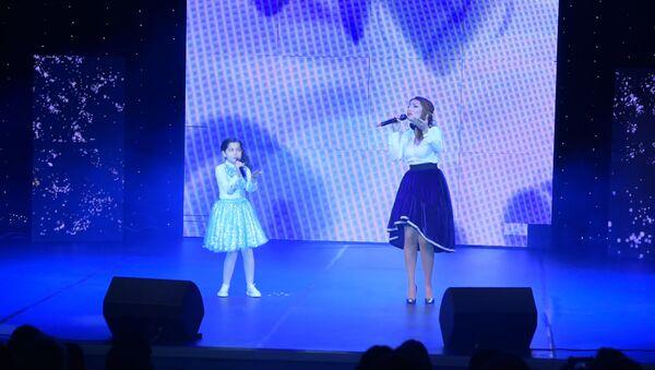 Пели не по-детски: концерт Споем вместе - Sputnik Абхазия