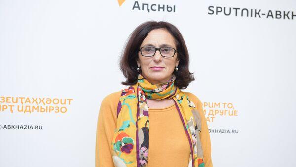 Элеонора Когония - Sputnik Аҧсны