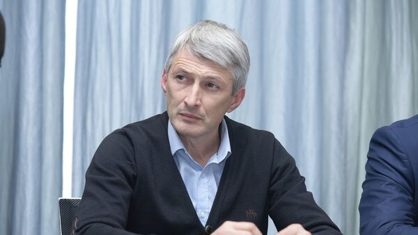 Илья Гуния. - Sputnik Абхазия