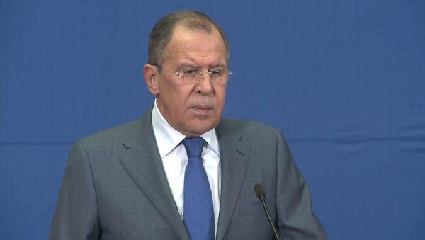 Лавров высказал предположение о планах США на Джебхат ан-Нусру в Сирии - Sputnik Абхазия