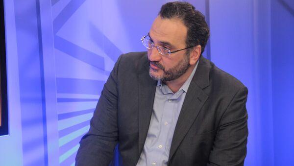 Ахмад Хаж Али - Sputnik Абхазия