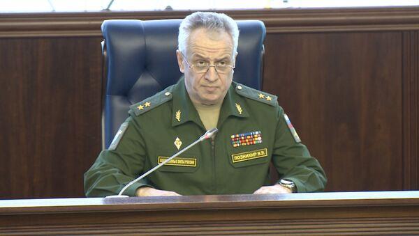 Представитель ВС РФ рассказал об успехах сирийских военных в Алеппо и Пальмире - Sputnik Абхазия
