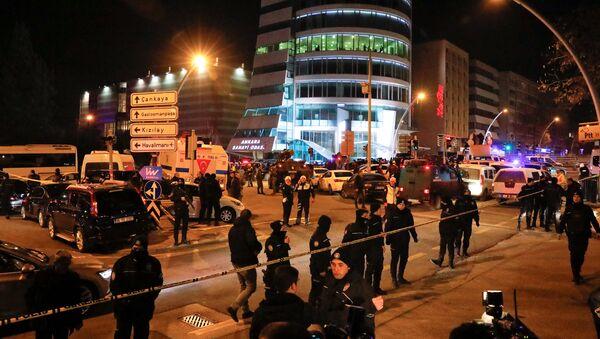 В Анкаре был убит посол России Андрей Карлов - Sputnik Абхазия