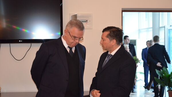 Руководители Абхазии соболезновали послу России - Sputnik Абхазия