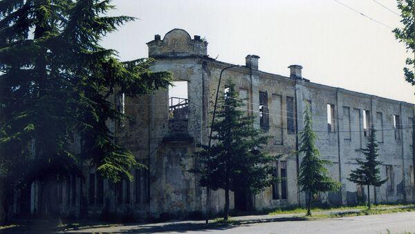 Ферментационный завод. - Sputnik Абхазия