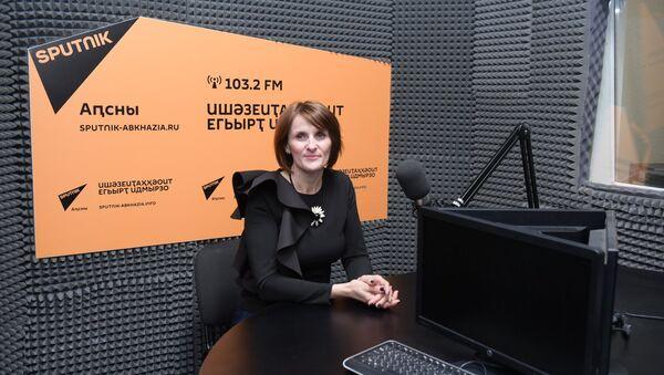 Сусана Садзба. - Sputnik Аҧсны