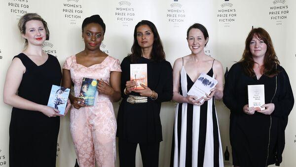 Великобритания книжные премии Womens - Sputnik Абхазия