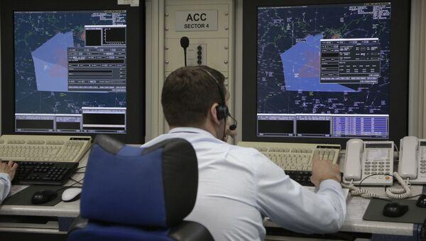 Центр управления полетами аэропорта Симферополя - Sputnik Абхазия