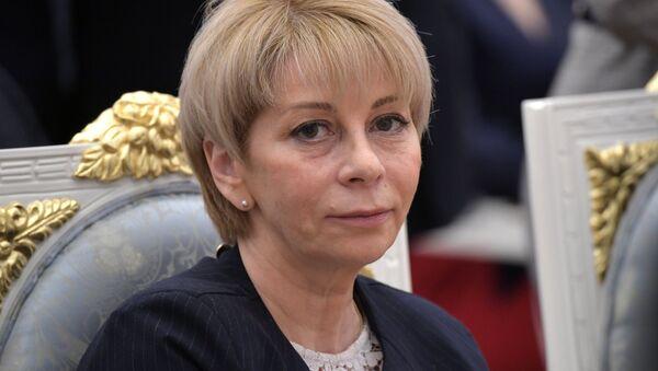 Директор Международной общественной организации Справедливая помощь Елизавета Глинка (Доктор Лиза) - Sputnik Абхазия
