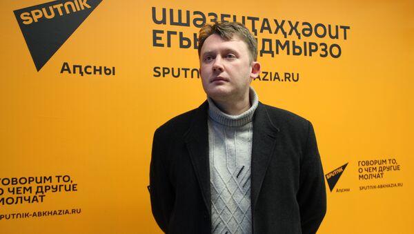 Николай Медвенский - Sputnik Абхазия