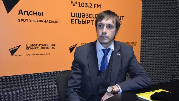 Дмитрий Кононов - Sputnik Абхазия