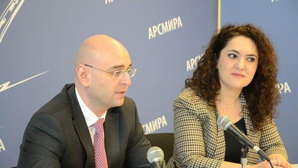 Аслан Басария рассказал о проблемах в энергетической отрасли - Sputnik Абхазия