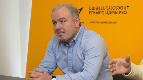 Артур Лакрба - Sputnik Абхазия