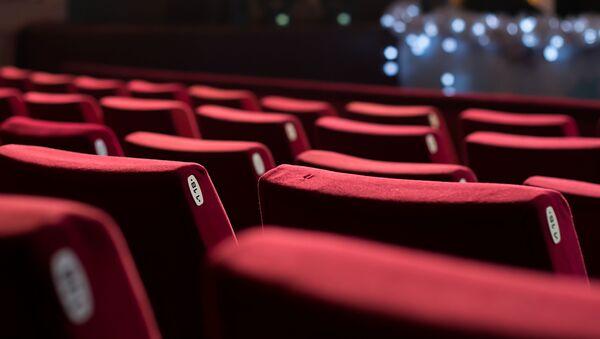 Зрительный зал в кинотеатре - Sputnik Абхазия