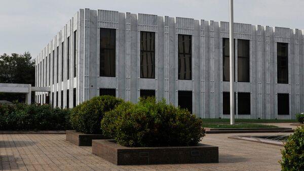 Здание посольства России в Вашингтоне - Sputnik Аҧсны