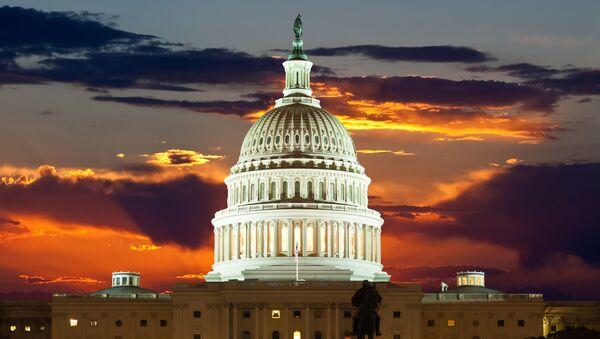 Здание Капитолия в Вашингтоне - Sputnik Абхазия