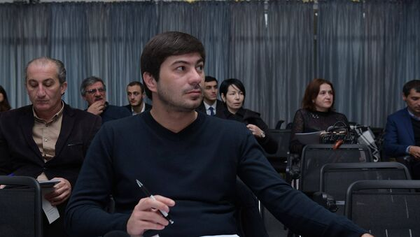Корреспондент Sputnik Бадри Есиава - Sputnik Абхазия