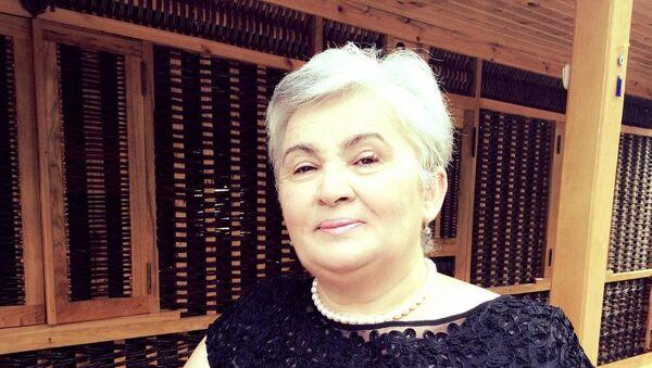 Диана Дбар - Sputnik Абхазия
