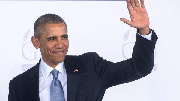 Архивное фото Барака Обамы - Sputnik Абхазия