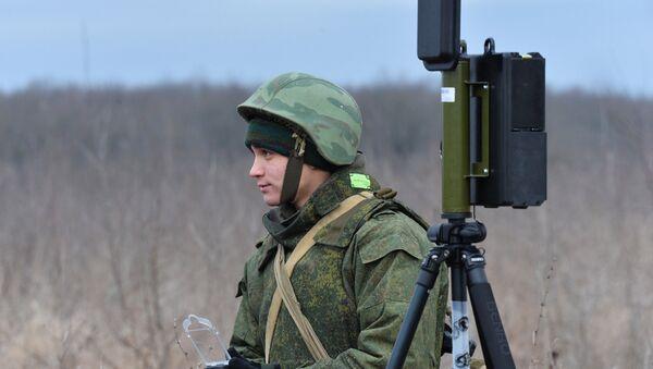Учения военнослужащих ЮВО - Sputnik Абхазия