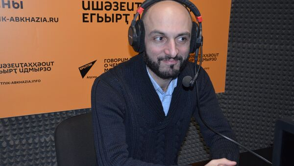 Алхас Ферзба - Sputnik Абхазия
