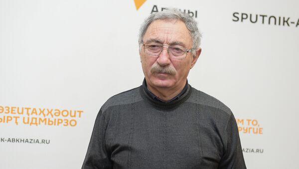 Валерий Бигуаа - Sputnik Аҧсны