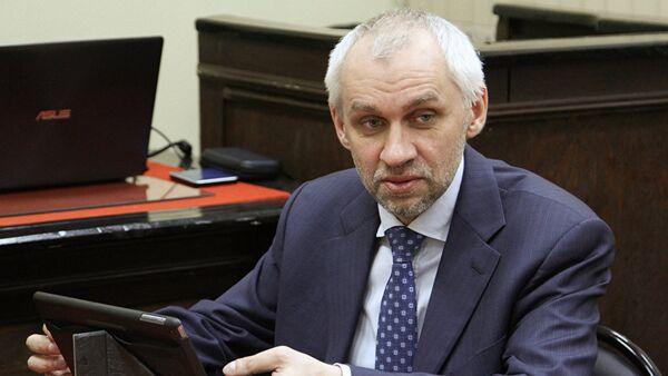Российский эксперт Владимир Шаповалов - Sputnik Абхазия