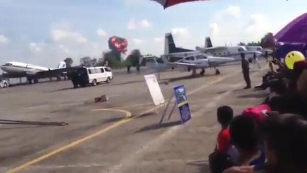 Истребитель разбился во время авиашоу в Тайланде - Sputnik Абхазия