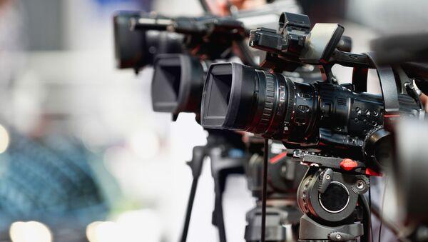 Телевизионные камеры - Sputnik Абхазия