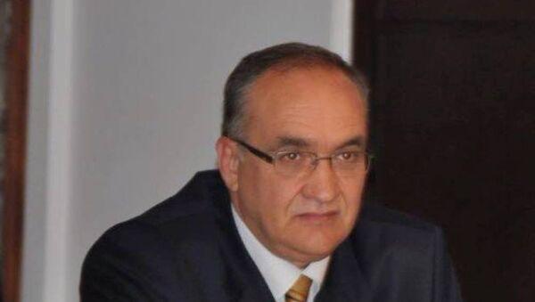 Дженгиз Ашуба - Sputnik Аҧсны