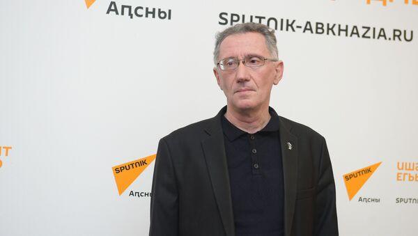 Джон Агрба - Sputnik Аҧсны