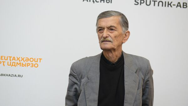 Владимир Агрба - Sputnik Аҧсны