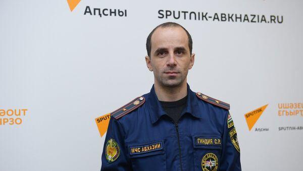 Гиндия Сатбей - Sputnik Аҧсны