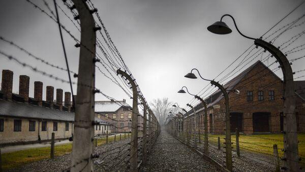 Концентрационный лагерь Аушвиц-Биркенау в Освенциме, на территории которого в 1947 году был создан музей. - Sputnik Абхазия