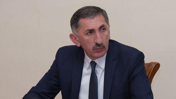 Беслан Авидзба - Sputnik Абхазия