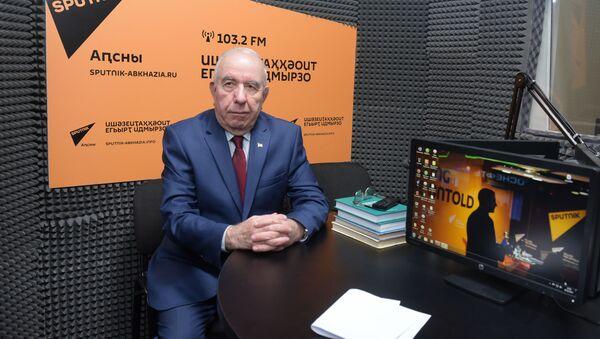 Валерий Кварчия - Sputnik Аҧсны