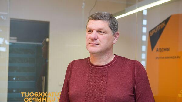 Астамур Адлейба - Sputnik Аҧсны