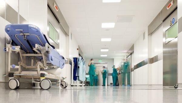 Больничный коридор - Sputnik Абхазия