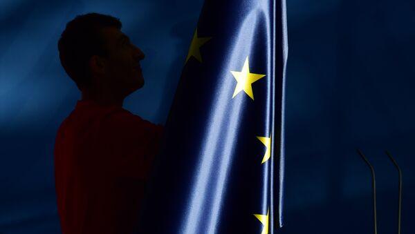 Флаг ЕС - Sputnik Аҧсны