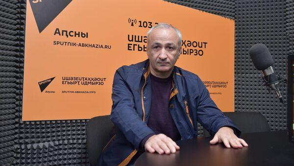 Леонид Чамагуа - Sputnik Абхазия