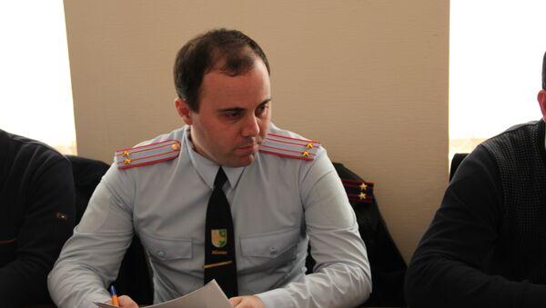 Рустам Мархолия - Sputnik Абхазия