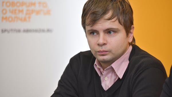 Сын Фазиля искандера рассказал о своем творчестве - Sputnik Абхазия